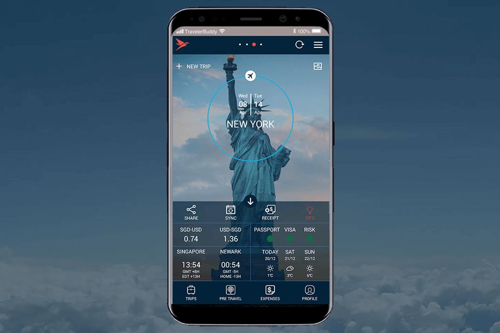 travelerbuddy features pretravel check tool